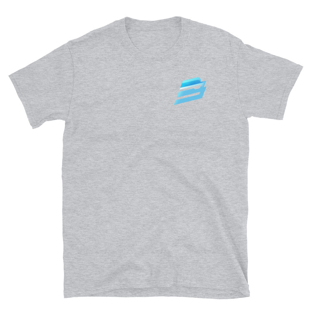 Brinx Logo Short-Sleeve T-Shirt (Simple)