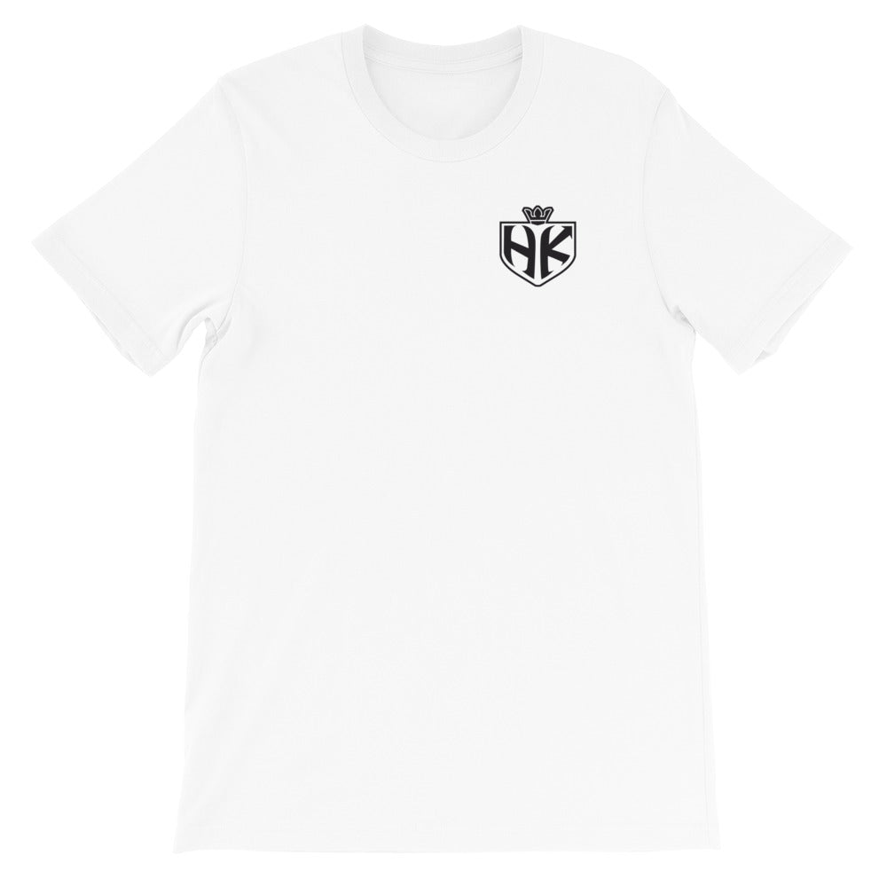HKing Logo Short-Sleeve T-Shirt