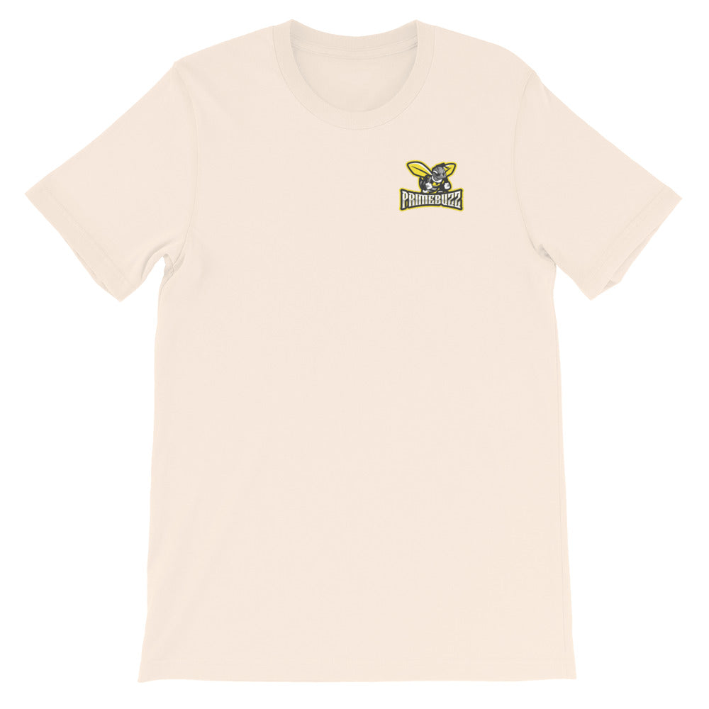 PrimeBuzz Small Logo Short-Sleeve T-Shirt