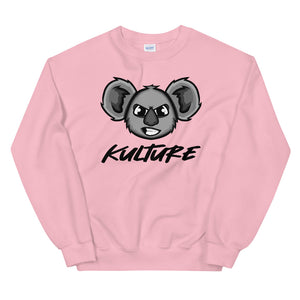 Kulture Logo + Text Sweatshirt