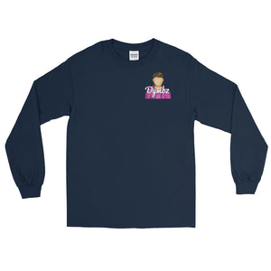 Dymbz Logo Long Sleeve T-Shirt