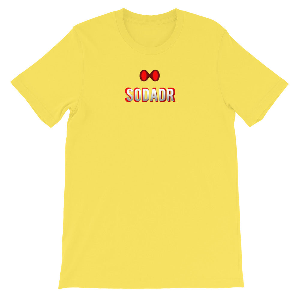 SodaDr Logo Short-Sleeve T-Shirt