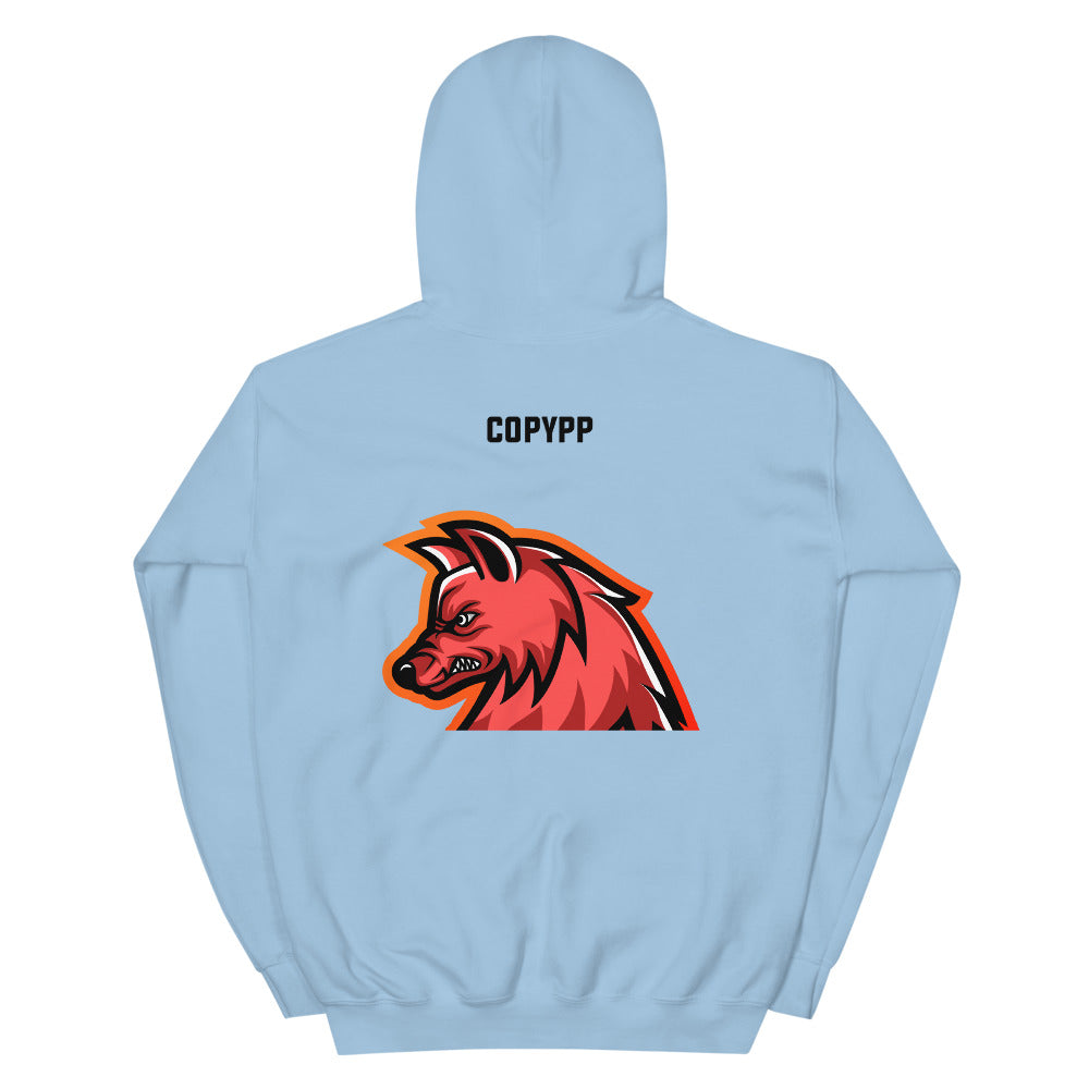 CopyPP (Front + Back) Hoodie