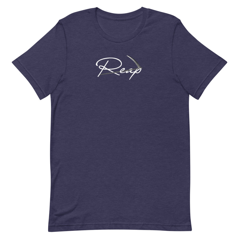 Reap White Logo Short-Sleeve T-Shirt