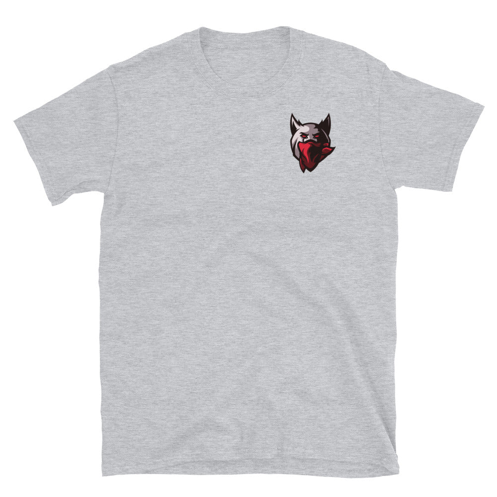 Team Violent's Logo Short-Sleeve T-Shirt (Simple)