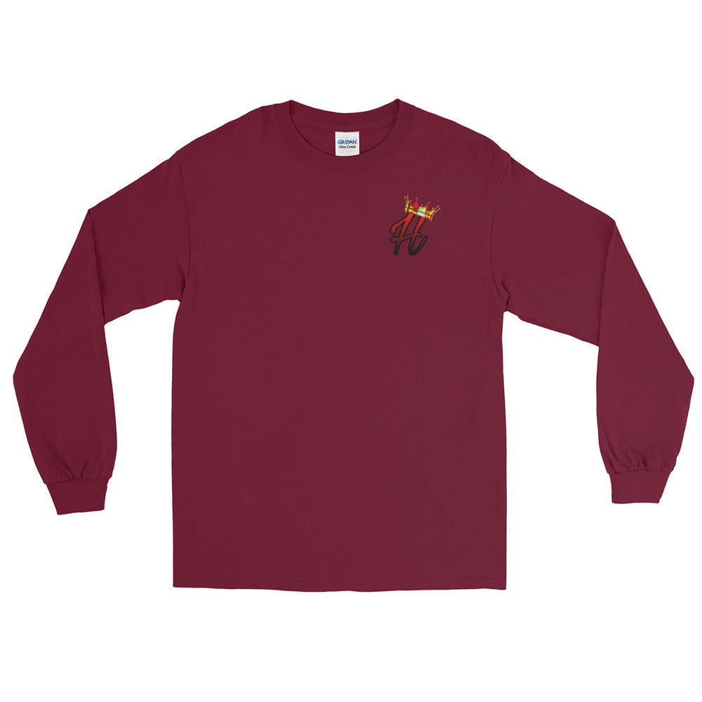 Hyperlito Logo Long Sleeve Shirt