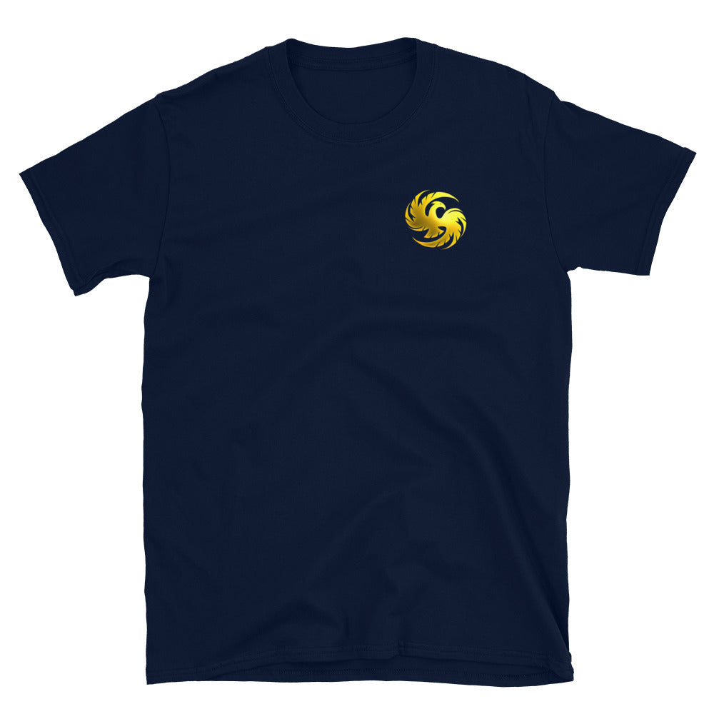 Phoenix Logo Short-Sleeve T-Shirt (Simple)