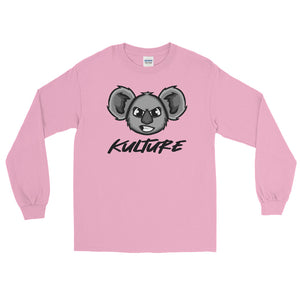 Kulture Logo + Text Long Sleeve T-Shirt