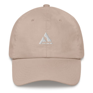 Apollo Unknownn White Dad hat