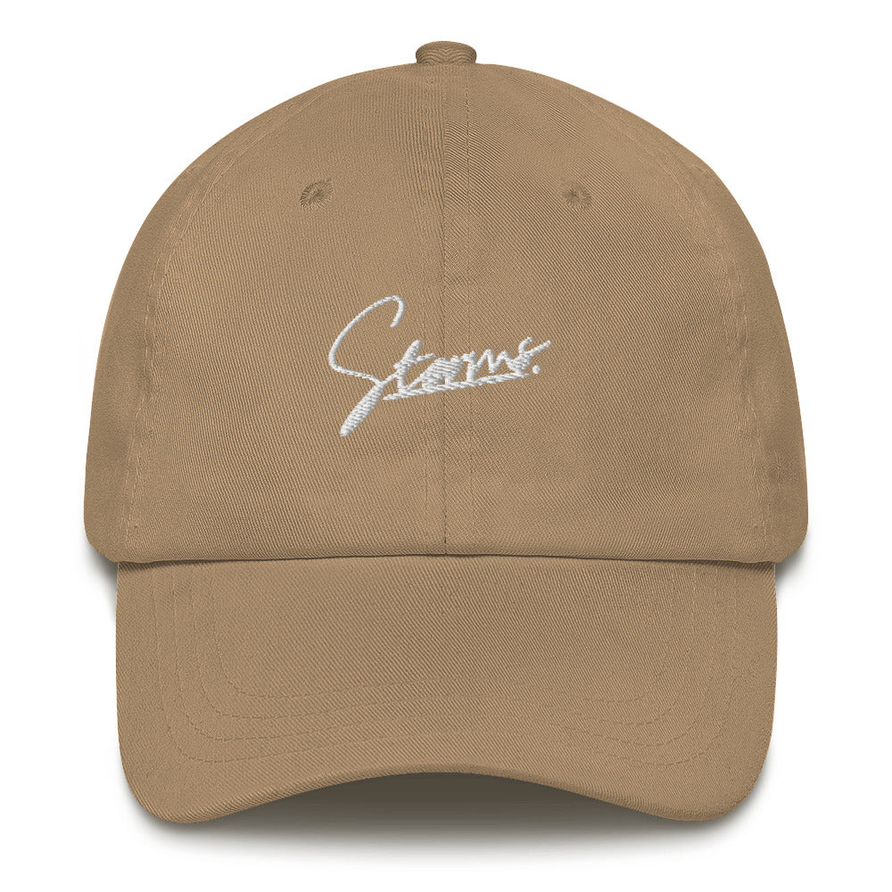 Storms Dad hat