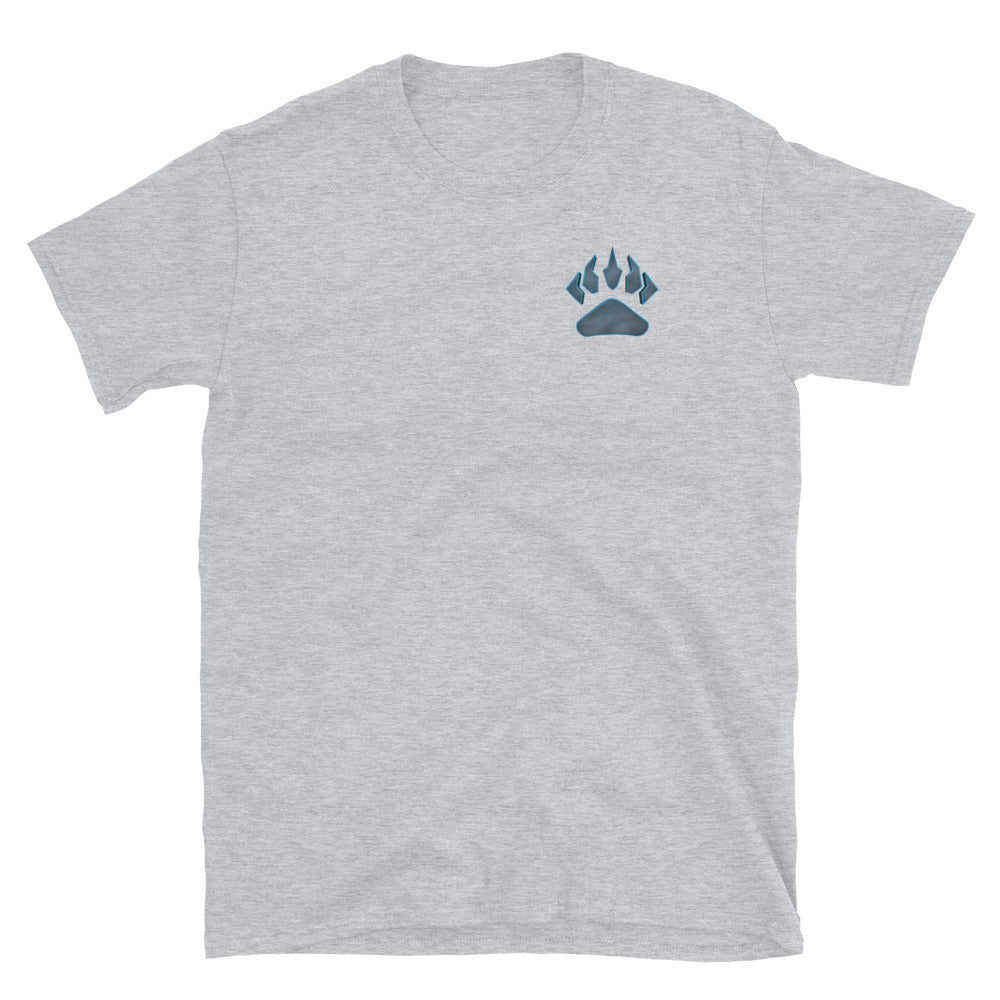 Claw Logo Short-Sleeve T-Shirt (Simple)