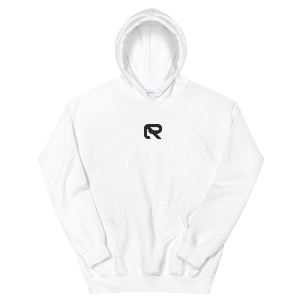 "Rawky ""R"" Logo Hoodie (Embroidery)"