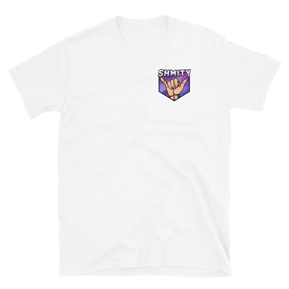 Shmity's Logo Short-Sleeve T-Shirt (Simple)