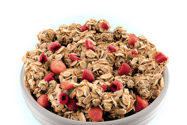 Smart Muesli Fruits Rouges / Pack de 3 x 320g