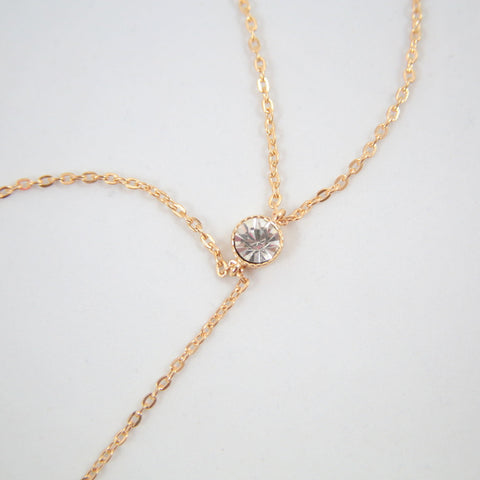 Diamond Stud Body Chain