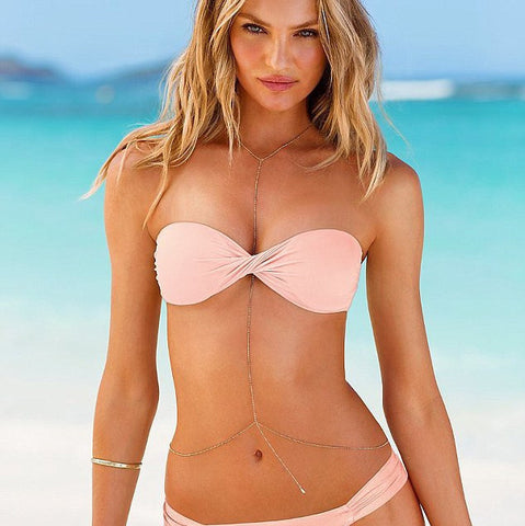 Angel Body Chain (As Seen On Candice Swanepoel)