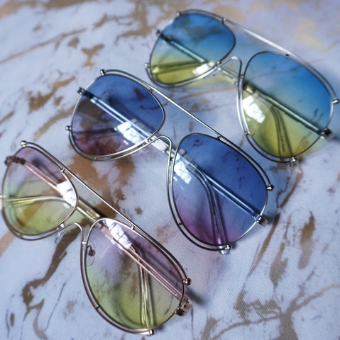 Retro Sunset Sunglasses