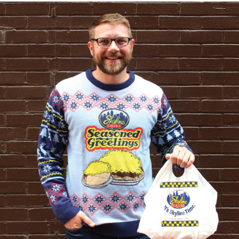 Skyline Chili's 2019 Chili-Weather Sweater