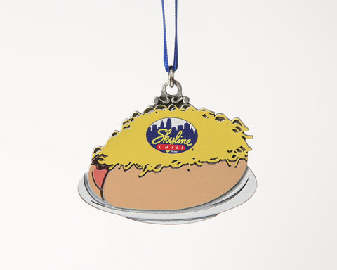 Skyline Chili Holiday Ornament