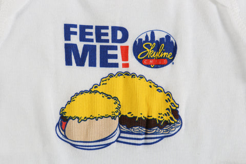 Skyline FeedMe Onesie