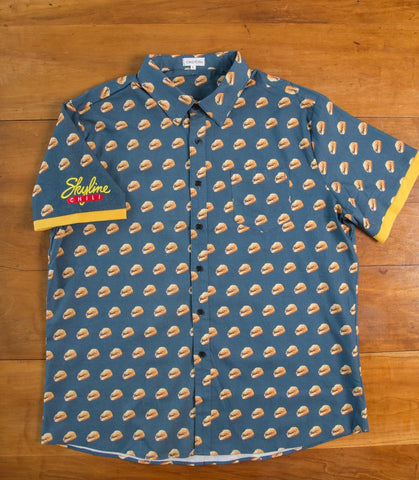 Skyline Chili Button Down shirt