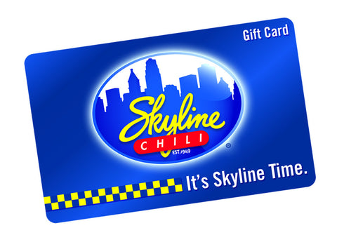 $25 Skyline Chili Gift Card