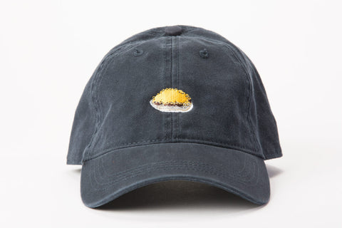 Skyline Way Navy Relaxed Golf Cap
