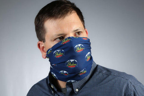 Skyline Gaiter Mask & Protective Face Covering