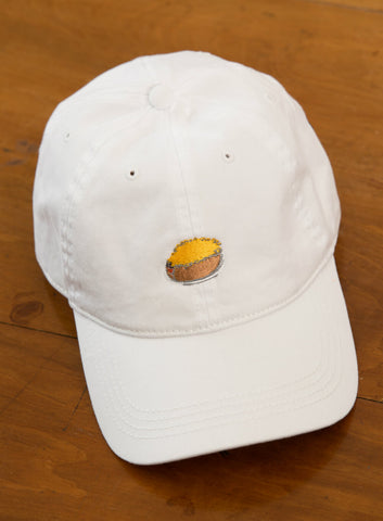 Skyline Coney White Relaxed Golf Cap