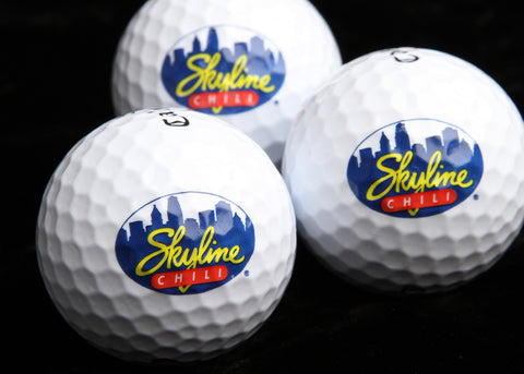 Skyline Chili Golf Balls