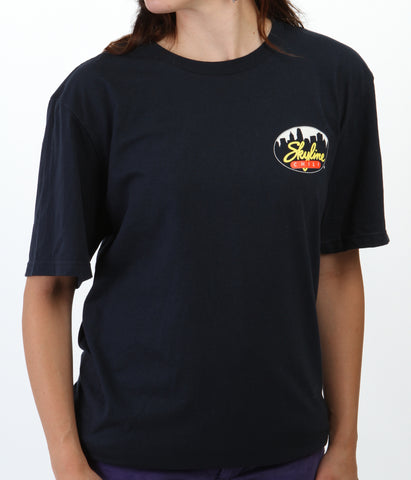 Navy Skyline Chili T-Shirt