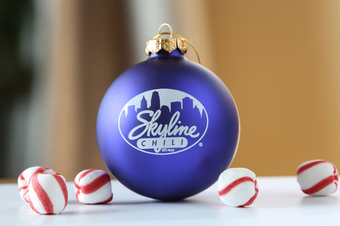 Skyline Chili Holiday Ornament (2018)
