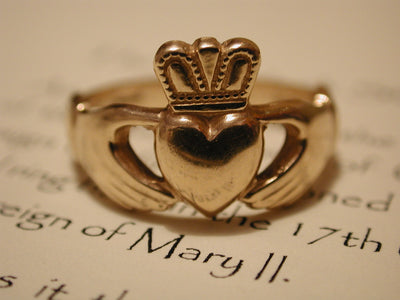 The History of the Claddagh Ring