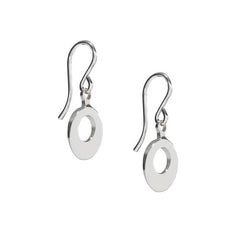 Maureen Lynch Circle of Dreams drop earrings