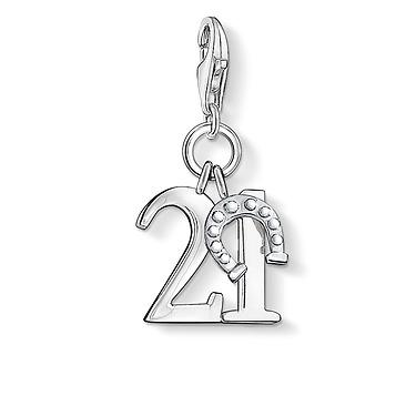 Thomas Sabo Charm Club Lucky 21 charm 0460-001-12