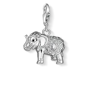 Thomas Sabo Charm Club Indian Elephant charm 1050-041-14