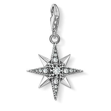 Thomas Sabo Charm Club Royalty Star charm 1756-643-14