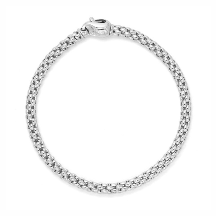 FOPE Unica 18ct White Gold Bracelet 610B