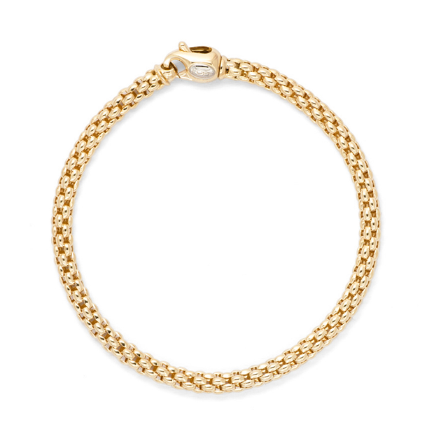 FOPE Unica 18ct Yellow Gold Bracelet 610B