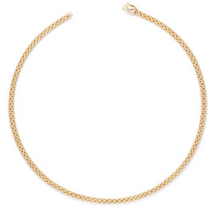 FOPE Unica 18ct Yellow Gold Necklace 610C