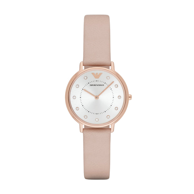 Emporio Armani Kappa Nude Ladies Watch AR2510