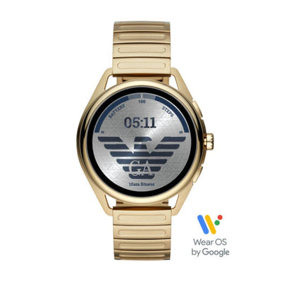 Emporio Armani Connected Matteo Gold Smartwatch ART5027