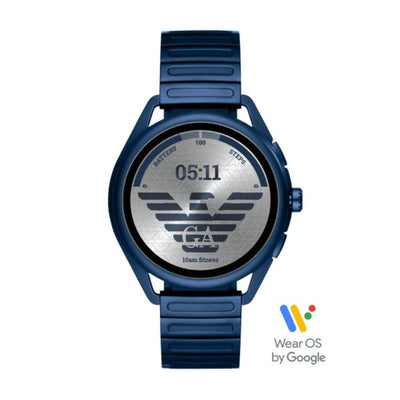 Emporio Armani Connected Matteo Blue Smartwatch ART5028