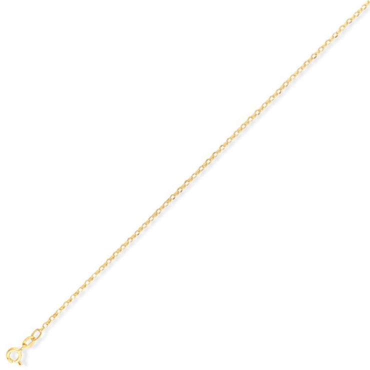 9ct Gold Belcher 18 inch Chain