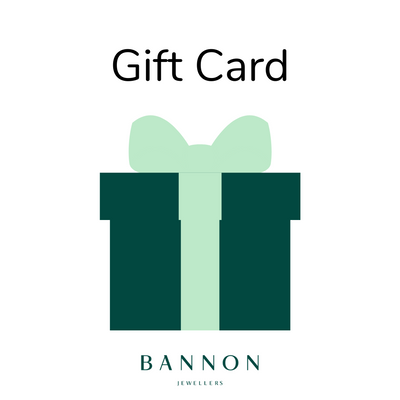 Bannon Jewellers Gift Card