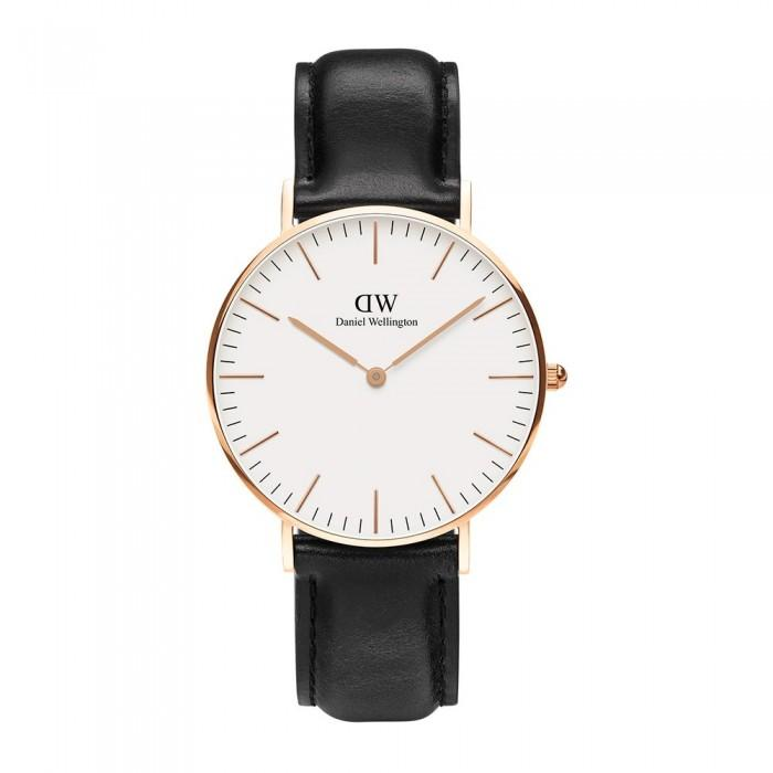 Daniel Wellington Classic Sheffield Rose Gold Watch DW00100036