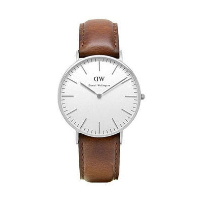 Daniel Wellington Classic St Mawes Steel Watch DW00100052