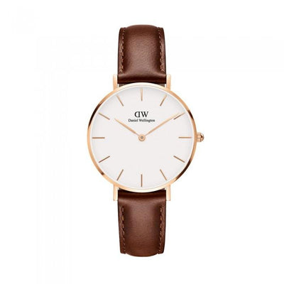 Daniel Wellington Classic Petite St. Mawes White Watch DW00100175
