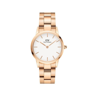Daniel Wellington Iconic Link Rose 28mm Watch DW00100213