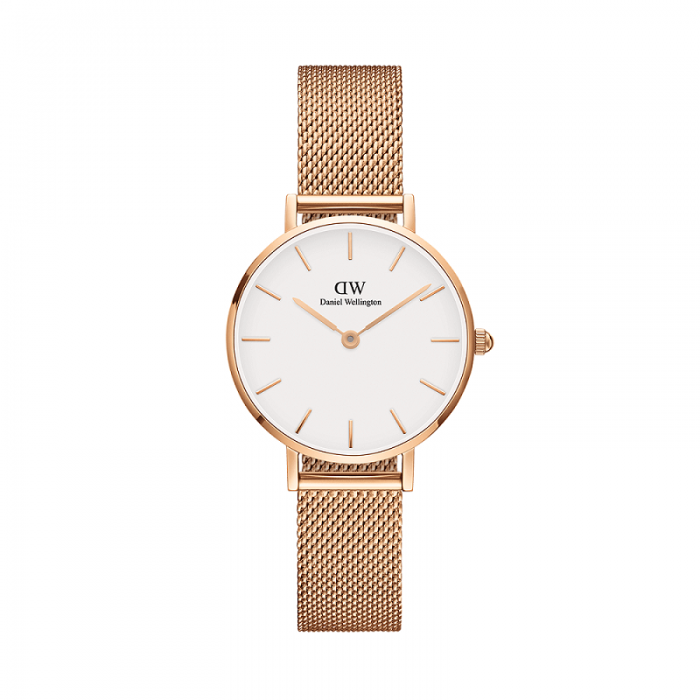 Daniel Wellington Petite Melrose Rose Gold Watch DW00100219